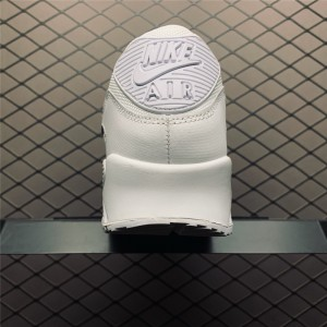 Men's/Women's Men and Nike Air Max 90 Essential Triple White