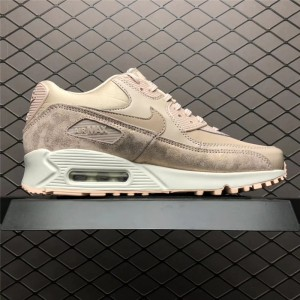 Women's Nike Air Max 90 Premium Particle Beige White
