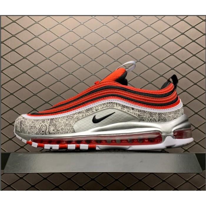 Men's/Women's Jayson Tatum x Nike Air Max 97 Saint Louis Roots