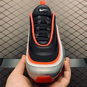 Men's/Women's Nike Air Max 97 Ultra SE Silver Iridescent Mudguard