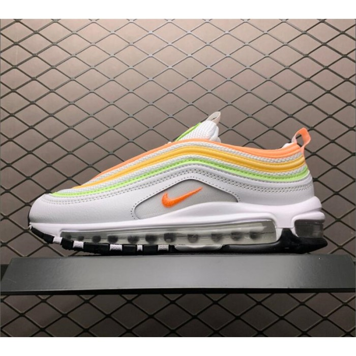Women's Nike Air Max 97 Melon Tint Barely Volt Atomic Pink