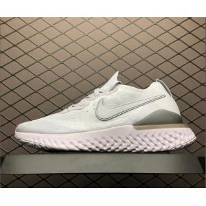 Men's Nike Epic React Flyknit 2 Pure Platinum BQ8928-004