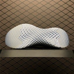 Women's Nike Epic React Flyknit 2 Sail Aluminum-Metallic Silver