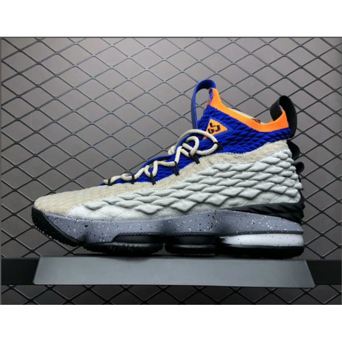 Men's Nike LeBron 15 Mowabb AR4831-900 Shoes