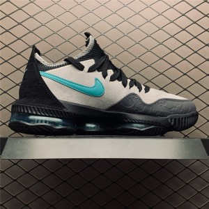 Men's atmos x Nike LeBron 16 Low Clear Jade New Release
