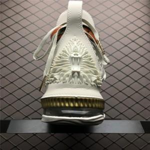 Men's Nike LeBron 16 HFR Sail White Light Bone
