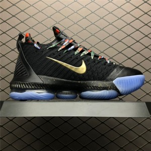 Men's Nike Lebron 16 All Star Watch the Throne James