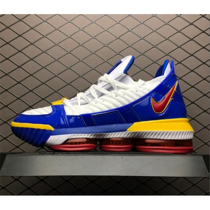 Men's Shop Nike LeBron 16 SB SuperBron Superman White Red