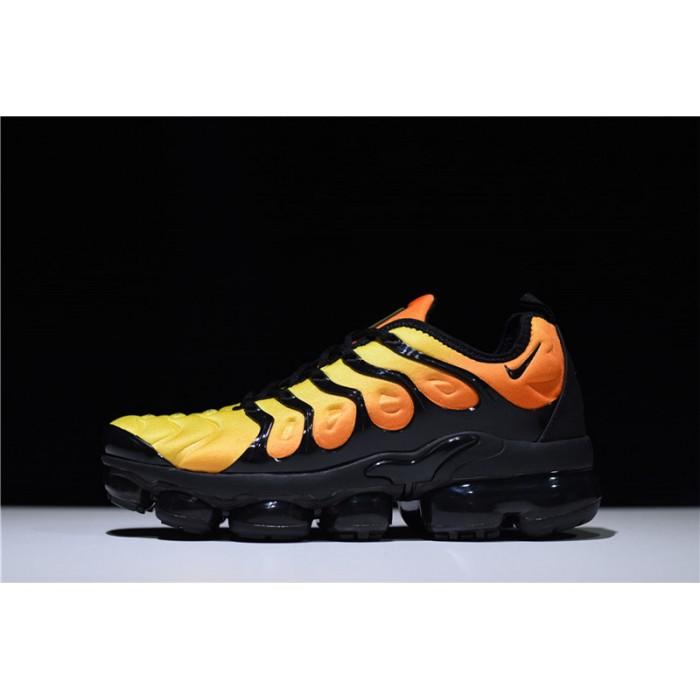 Men's Nike Air Vapormax Plus TM Black Orange