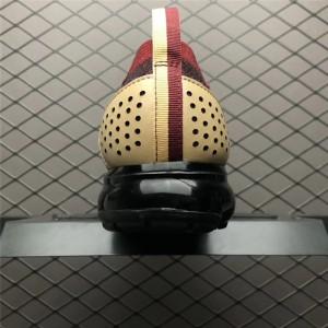 Men's/Women's Nike Air VaporMax Flyknit 2.0 NRG Team Red-Black-Vachetta Tan